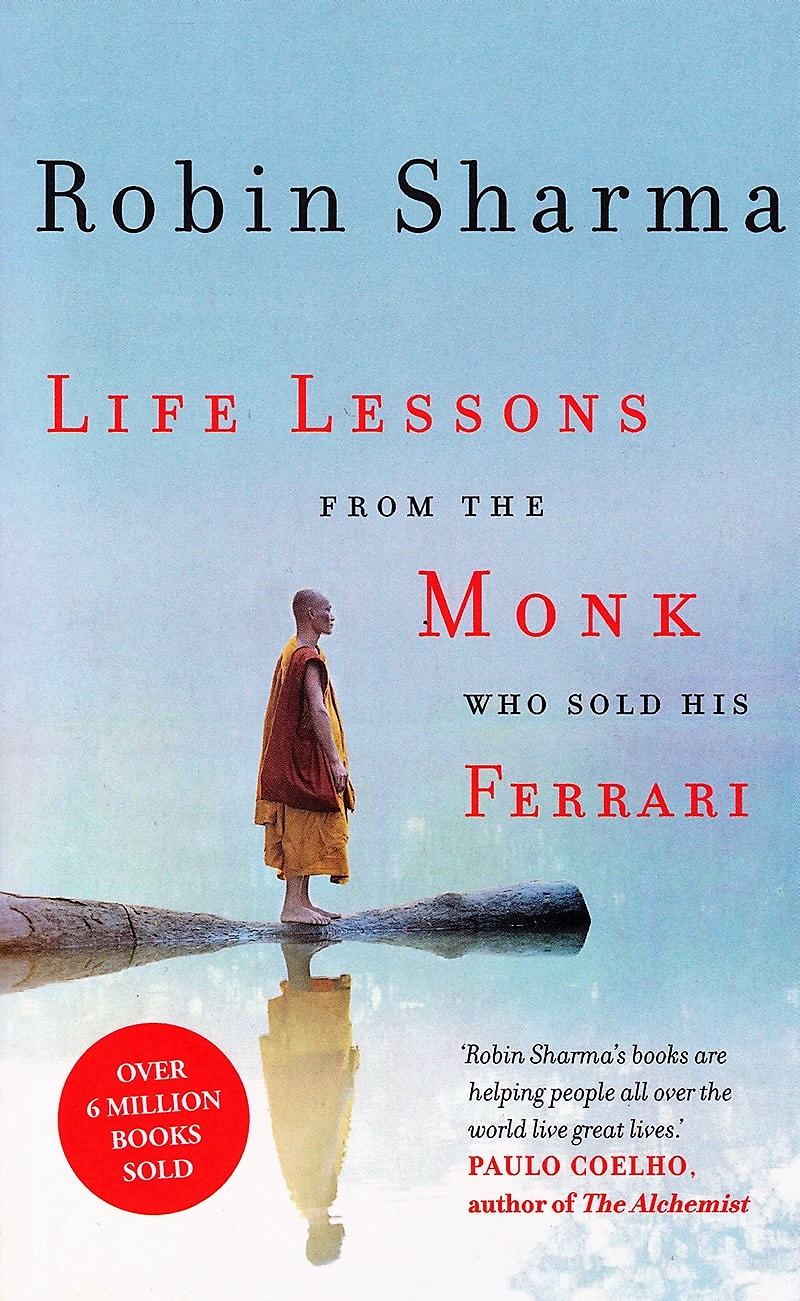 Life Lessons From The Monk Who Sold His Ferrari Text Book Centre