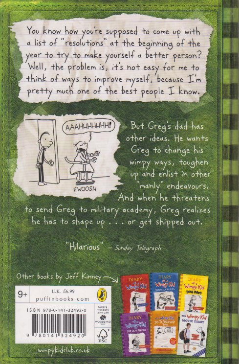 Diary Of A Wimpy Kid The Last Straw  Text Book Centre-5349