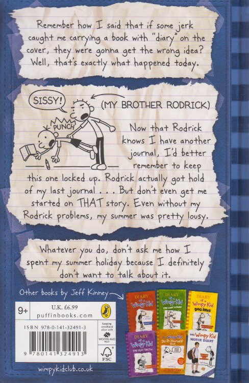 diary of a wimpy kid rodrick rules text book centre