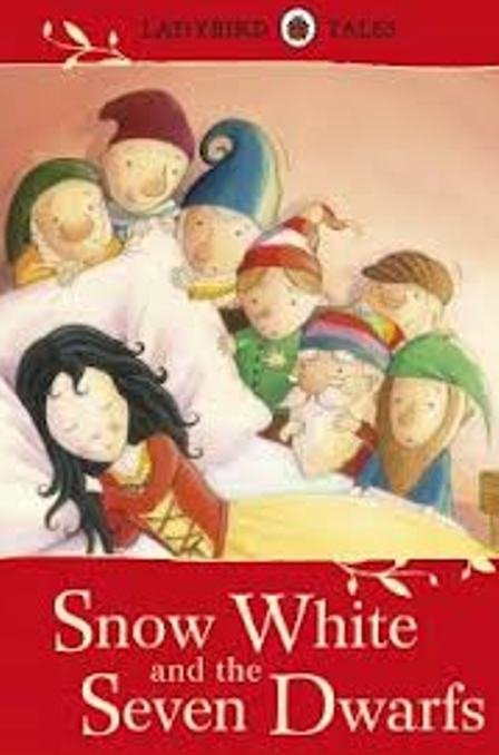 Ladybird Tales - Snow White and the Seven Dwarfs | Books, Stationery,  Computers, Laptops and more  Buy online and get free delivery on orders  above
