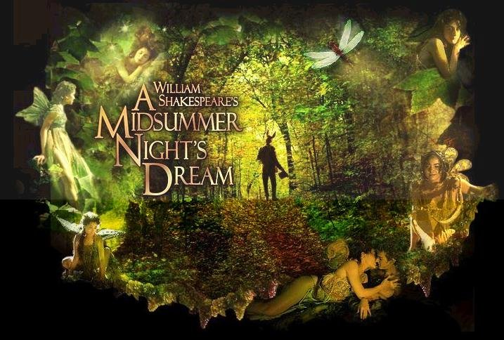 the archetypes present in midsummer nights dream