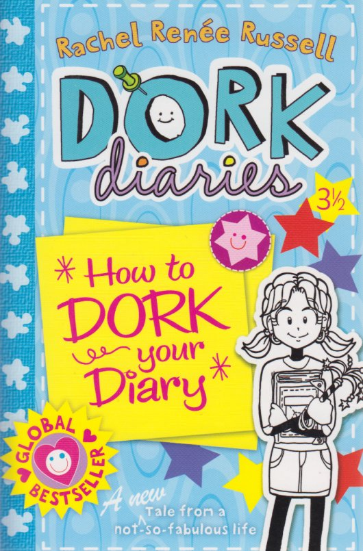 Dork Diaries How To Dork Your Diary Text Book Centre