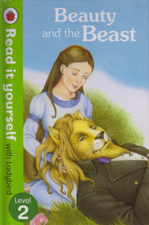 Ladybird Read It Yourself Level 2 Beauty And The Beast