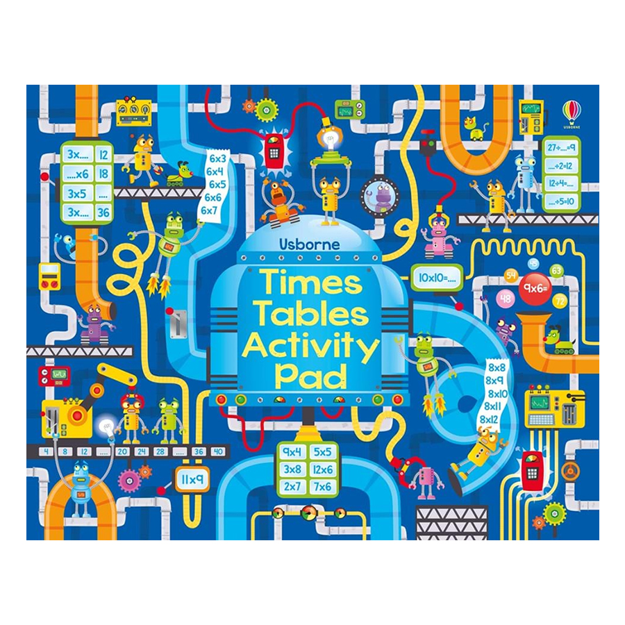 Fabulous Usborne Times Tables Activity Pad Books Stationery Computers Laptops And More Buy Online And Get Free Delivery On Orders Above Ksh 2 000 Much Download Free Architecture Designs Lectubocepmadebymaigaardcom