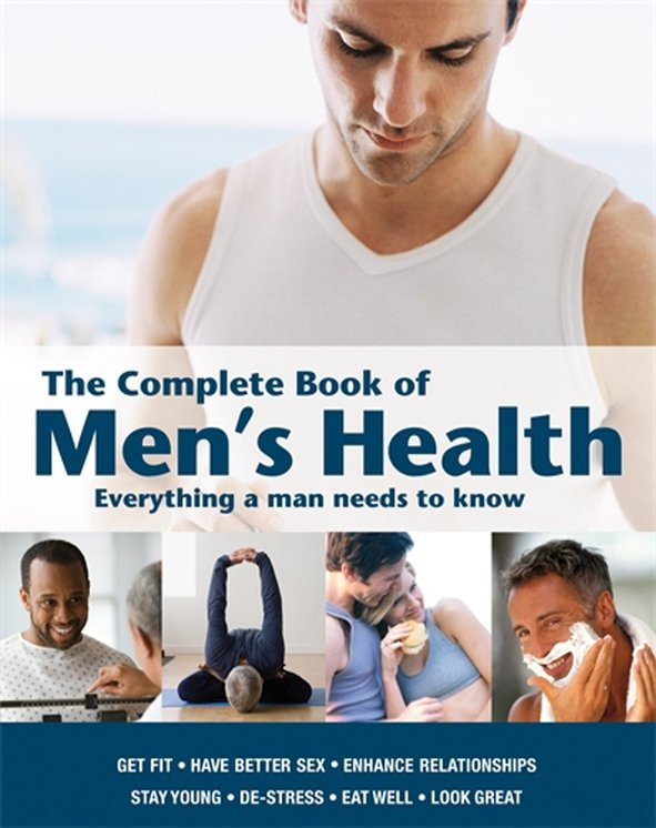 Mens Health The Book Of Muscle