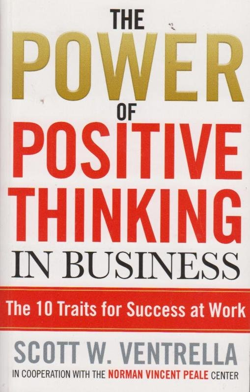 PDF The Power of Positive Thinking PDF