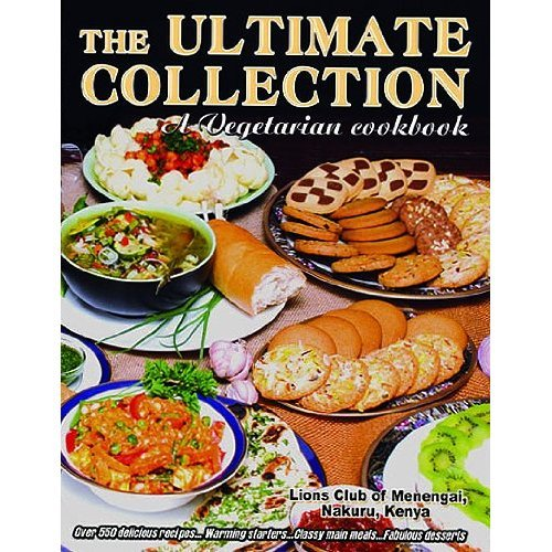 Ultimate collection a vegeterian cookbook text book centre ultimate collection a vegeterian cookbook forumfinder Choice Image