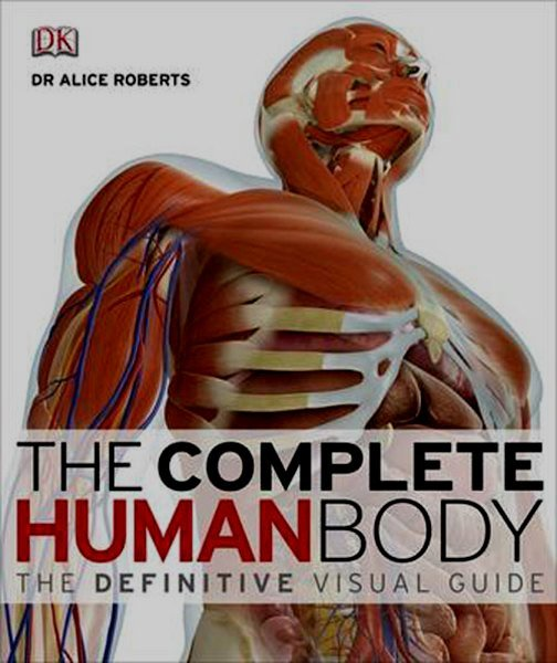 Complete Human Body Definitive Visual Text Book Centre