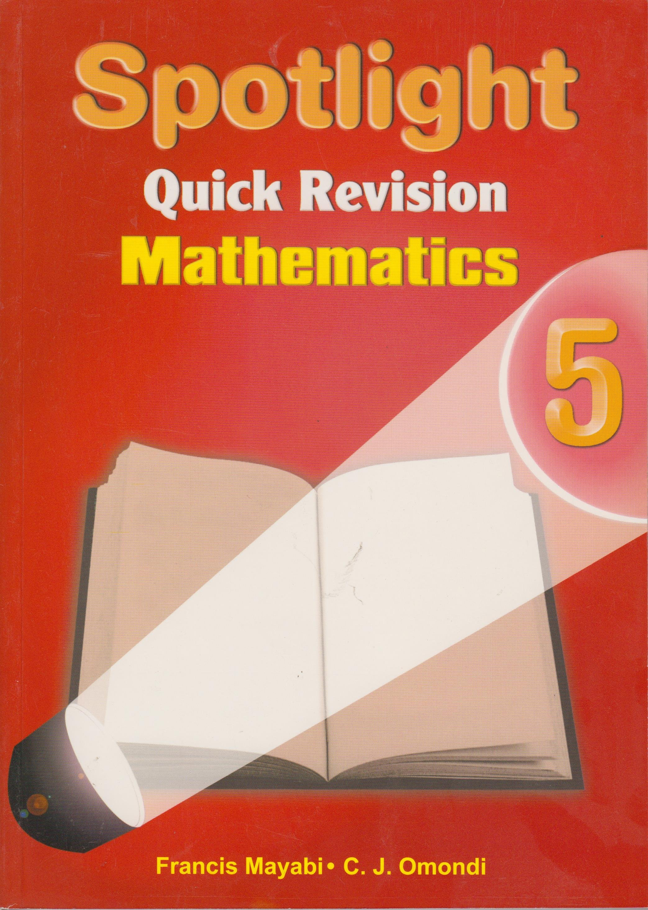 Standard 5 primary school text books text book centre spotlight quick revision maths 5 fandeluxe Images