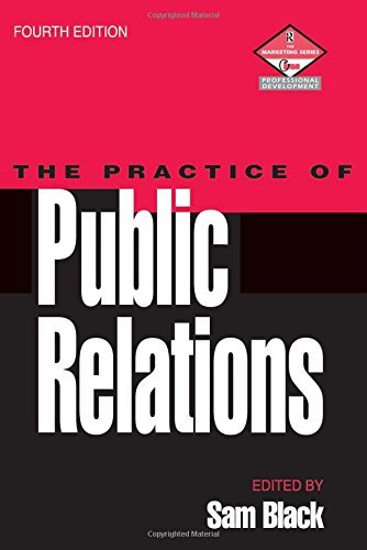 public relations an essential part of