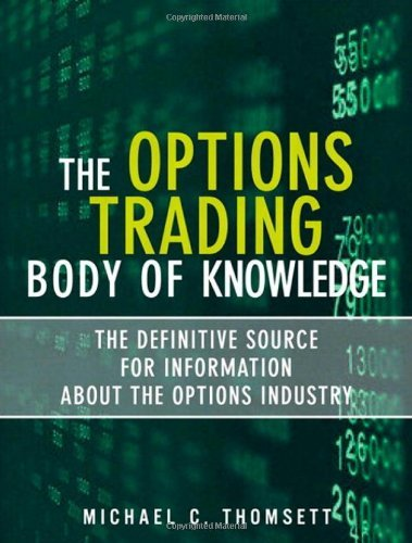 Option trading books pdf