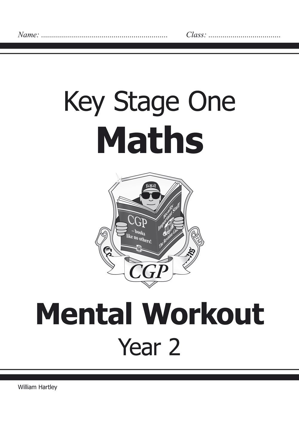 Key Stage 1 Maths Mental Workout Year | Text Book Centre