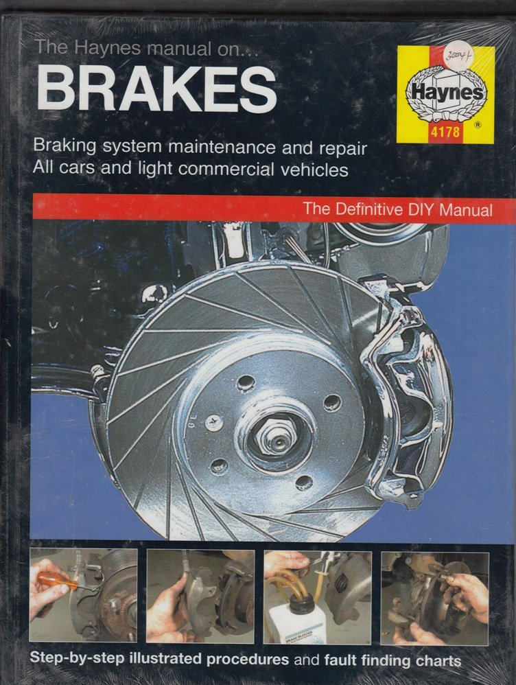 haynes manual on brakes text book centre rh textbookcentre com Haynes Manual Monte Carlo Back Haynes Manuals UK
