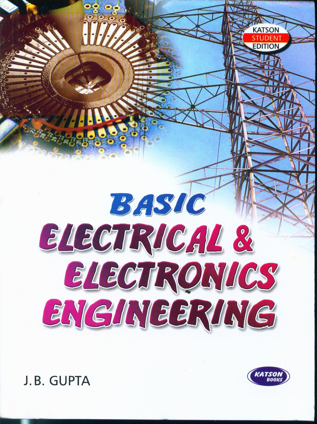 Basic Electrical And Electronics Engineering Text Book Centre