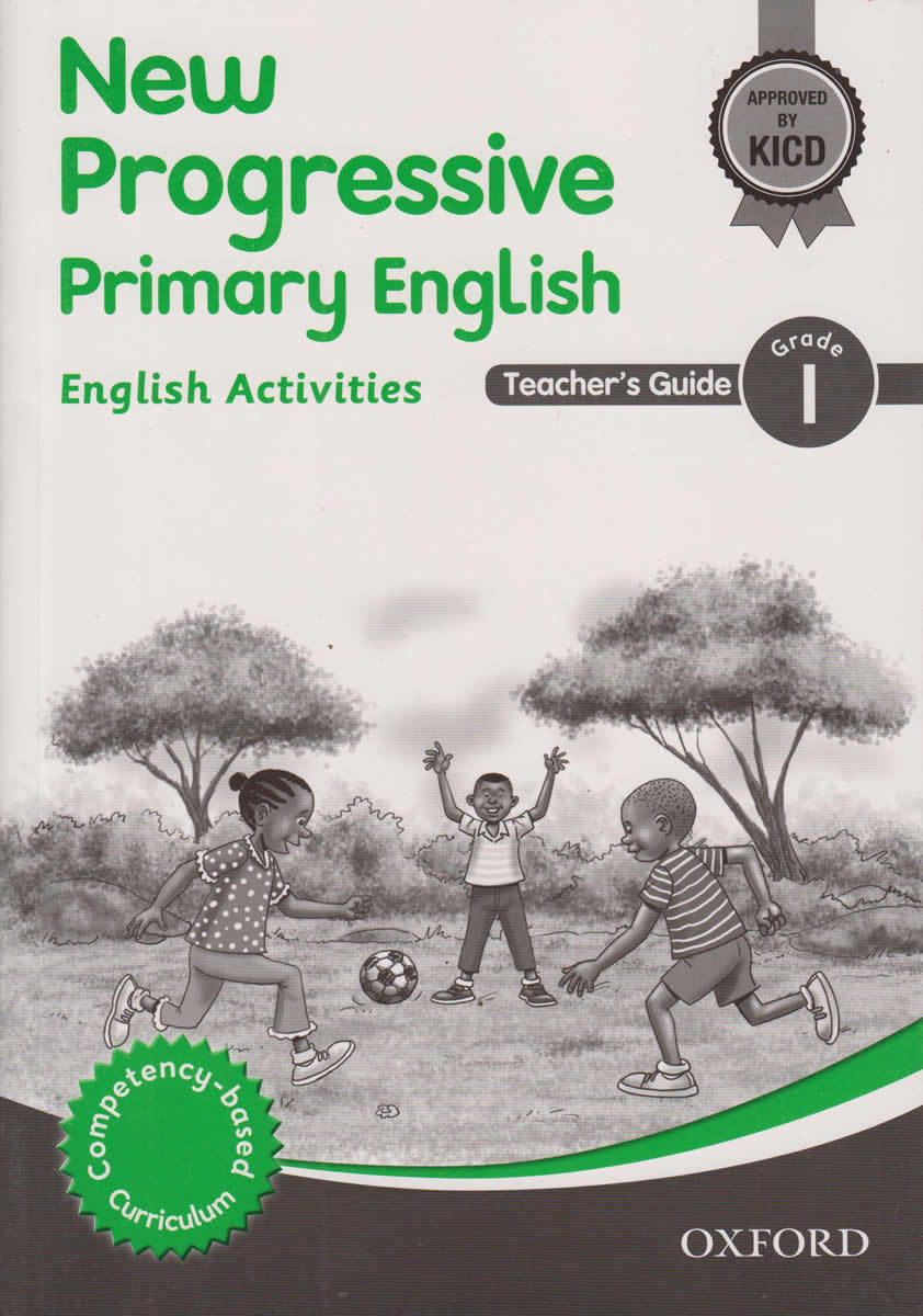 Oxford New Progressive English Teachers Guide Grade 1 ...
