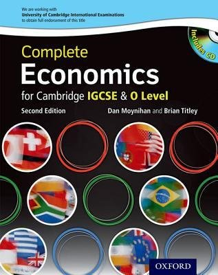 Cambridge IGCSE Economics