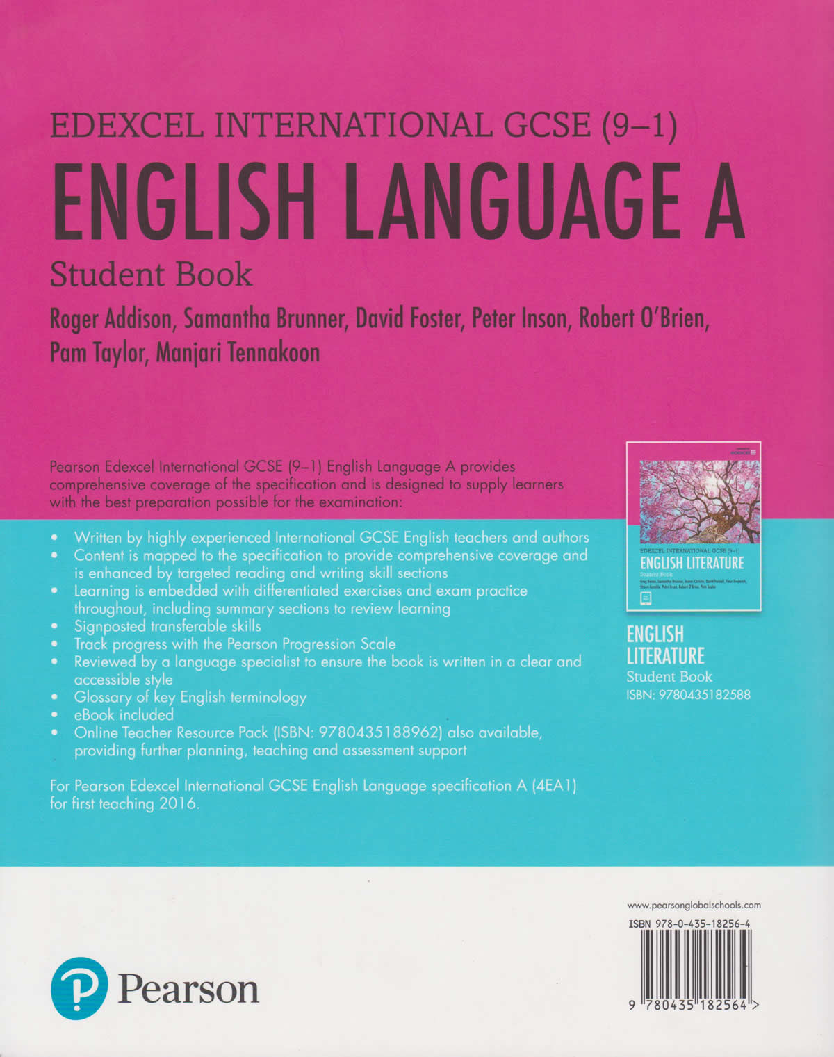 Edexcel International GCSE (9-1) English Language A Student Book | Books,  Stationery, Computers, Laptops and more  Buy online and get free delivery  on