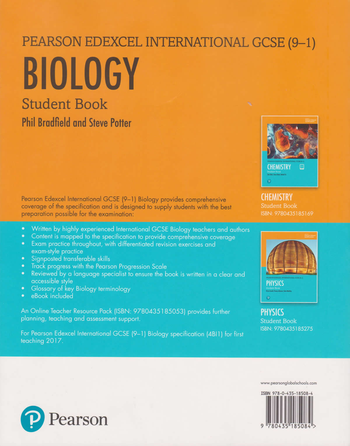 Edexcel International GCSE (9-1) Biology Student Book | Books, Stationery,  Computers, Laptops and more  Buy online and get free delivery on orders