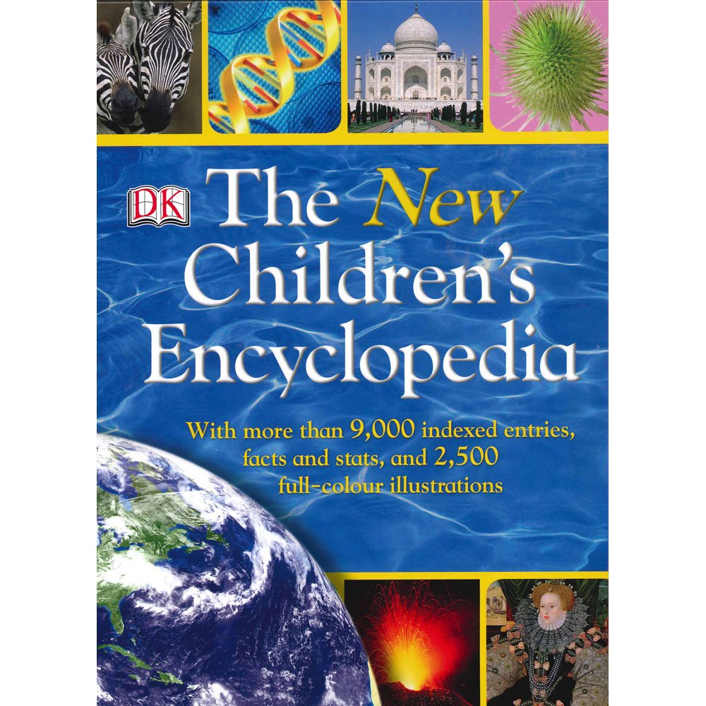DKThe new Children 39 s Encyclopedia