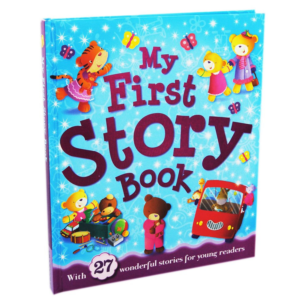 my first story book igloo text book centre