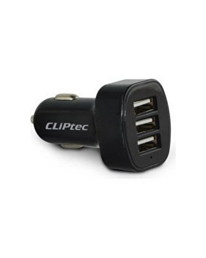 Cliptec usb Car Charger CL-POW-GZU366