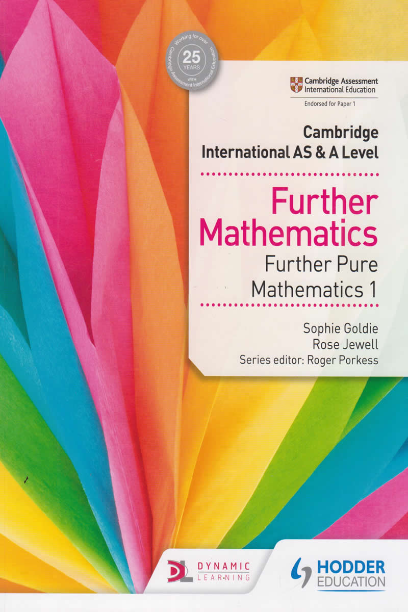 Cambridge International AS & A Level Further Mathematics Further Pure  Mathematics 1   Books, Stationery, Computers, Laptops and more  Buy online  and