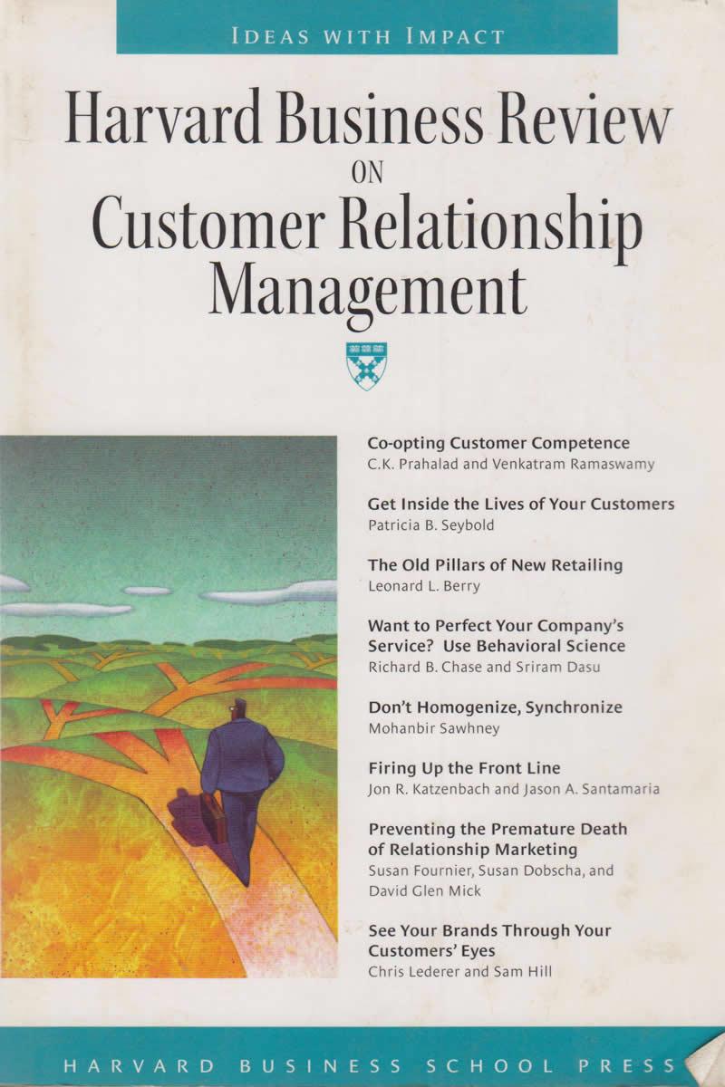 Book management customer relationship