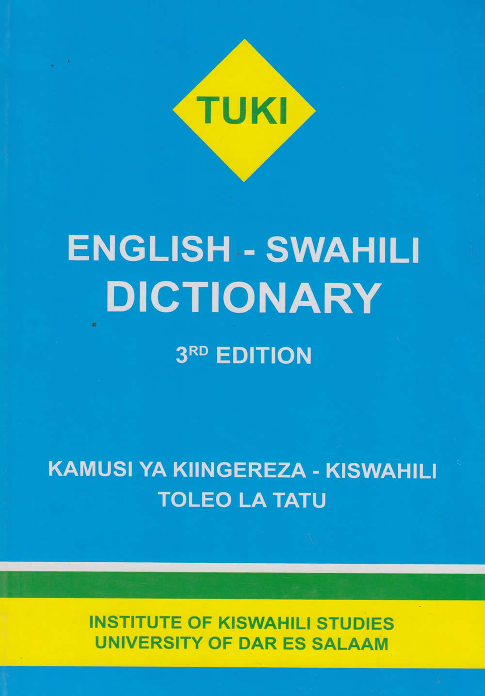 English In Italian: Tuki English-Swahili Dictionary