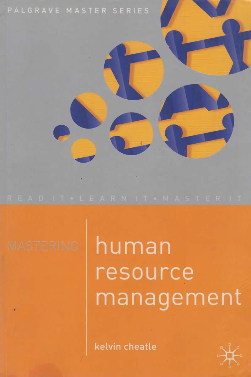 Resource book human management