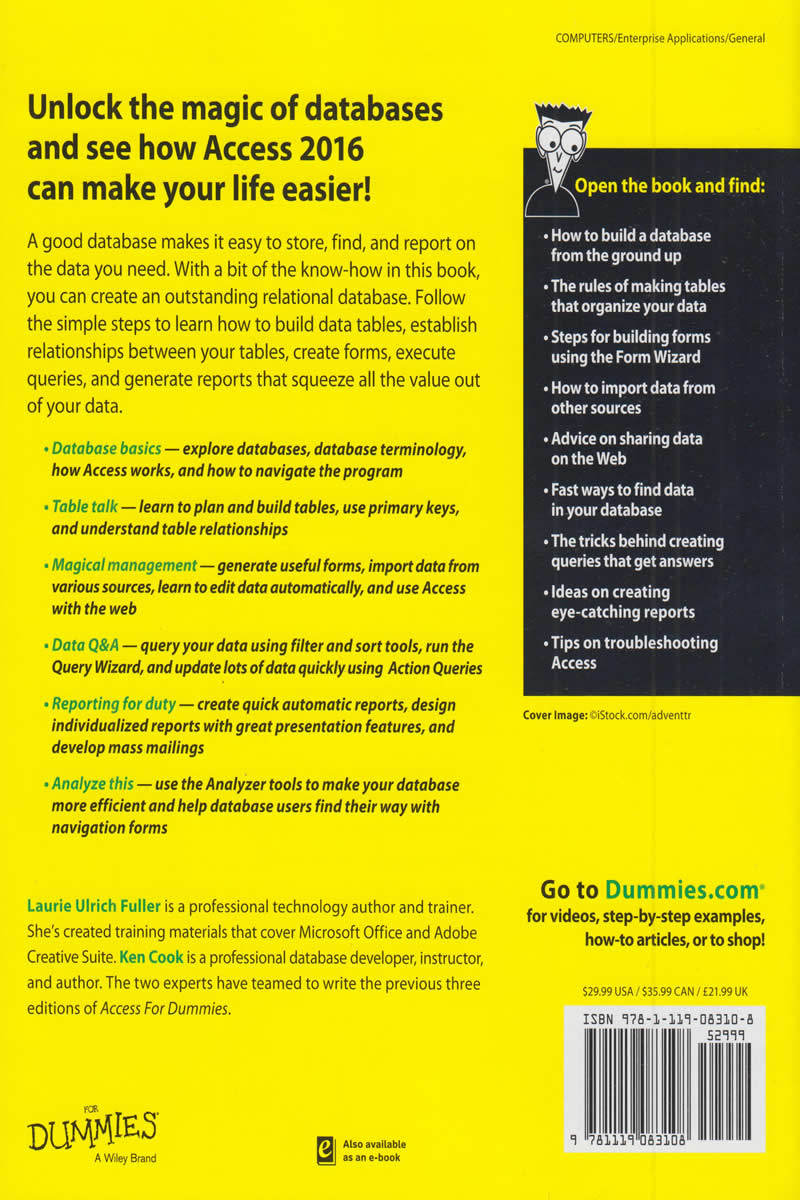 For Dummies: Access 2007 for Dummies (Paperback)