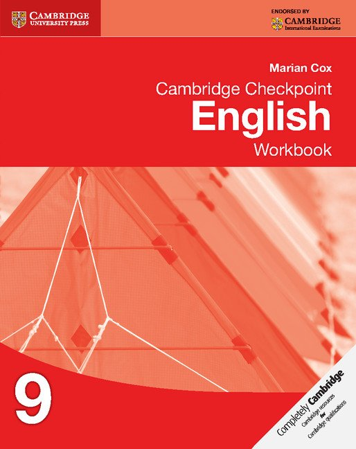 Cambridge Checkpoint English workbook 9   Books, Stationery, Computers,  Laptops and more  Buy online and get free delivery on orders above Ksh   2,000