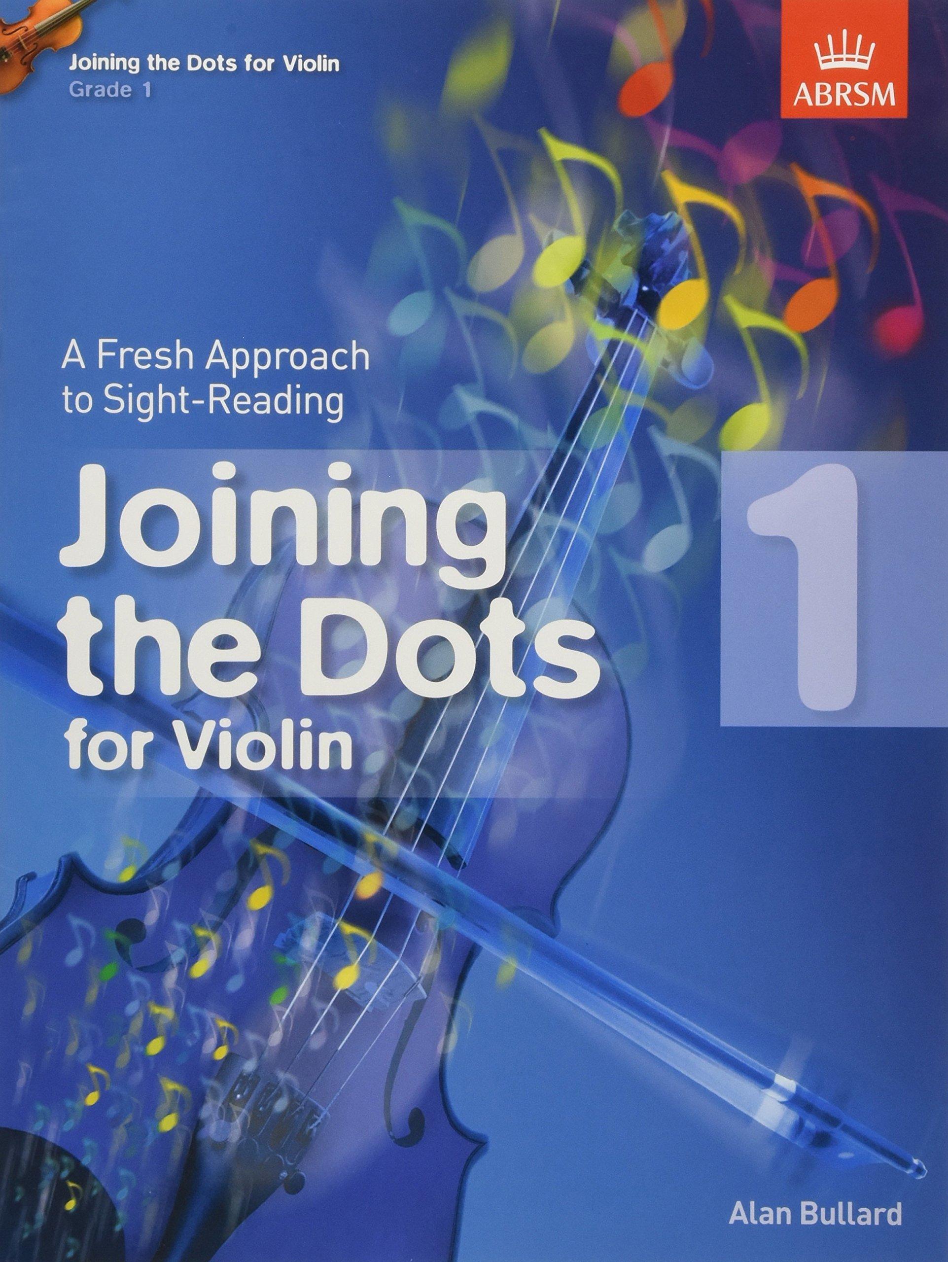 Grade book violin 1