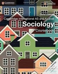 cambridge international    level sociology coursebook text book centre