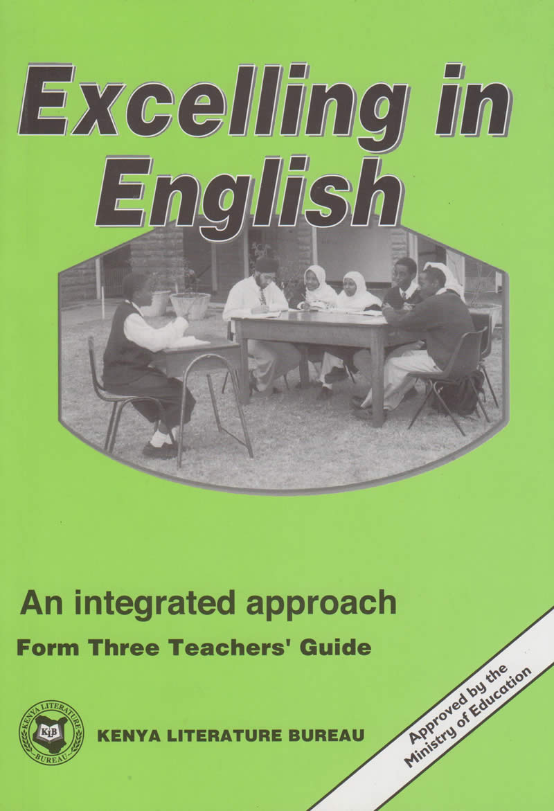 excelling in english form three teachers guide text book centre rh textbookcentre com