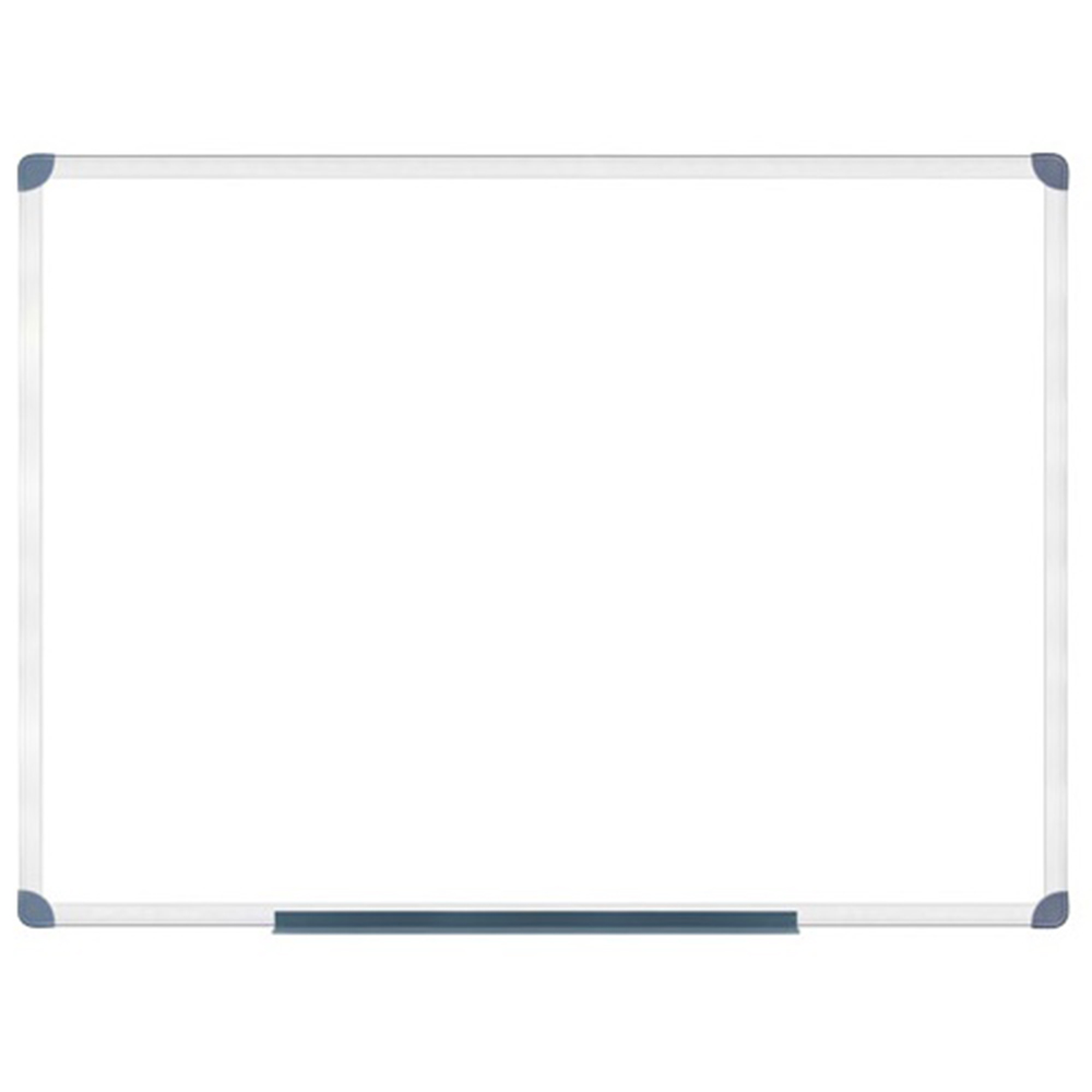 Nobo Whiteboard Magnetic 1800X1200mm   Text Book Centre