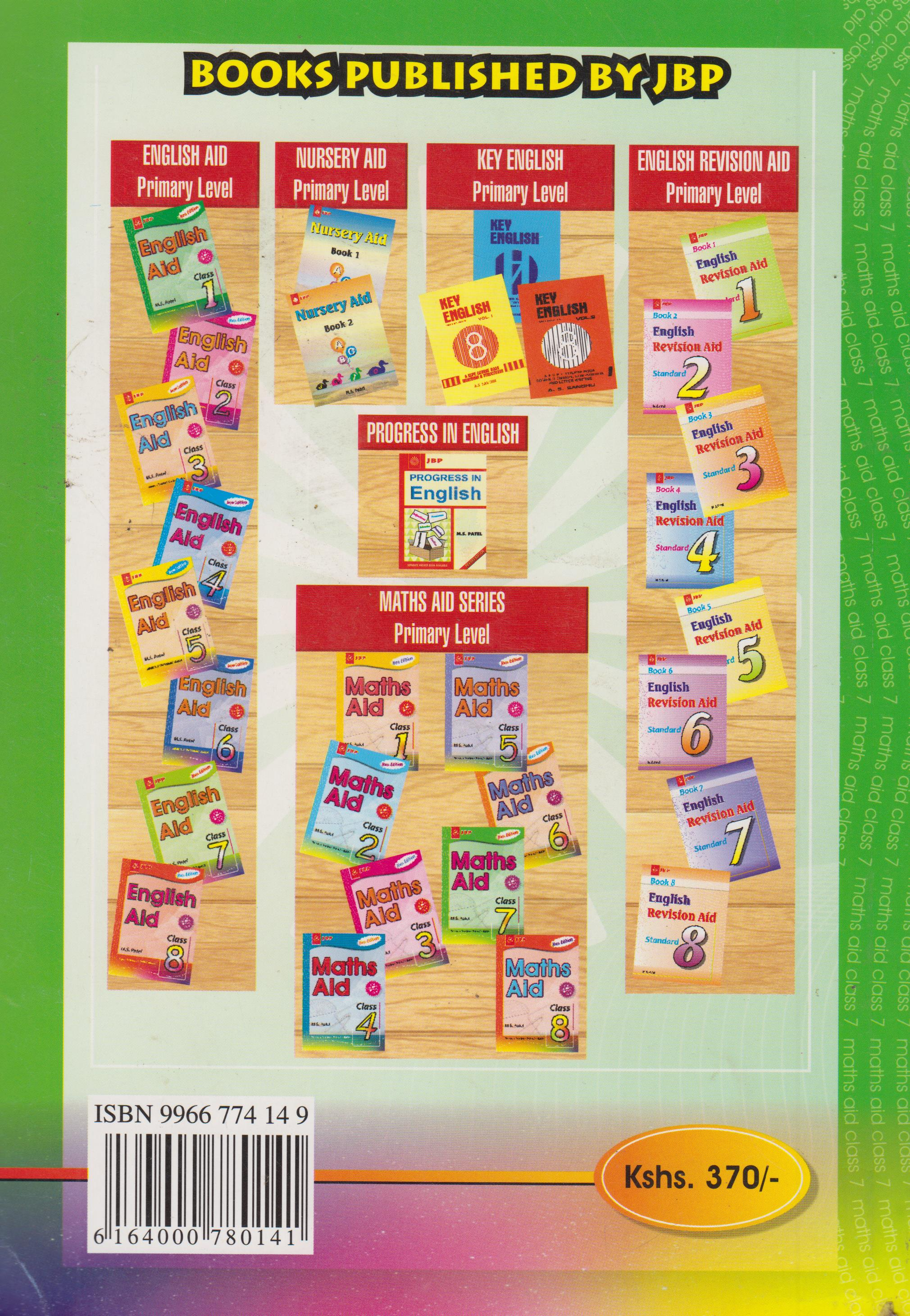 Maths Aid Class 7 | Books, Stationery, Computers, Laptops and more  Buy  online and get free delivery on orders above Ksh  2,000  Much more than a
