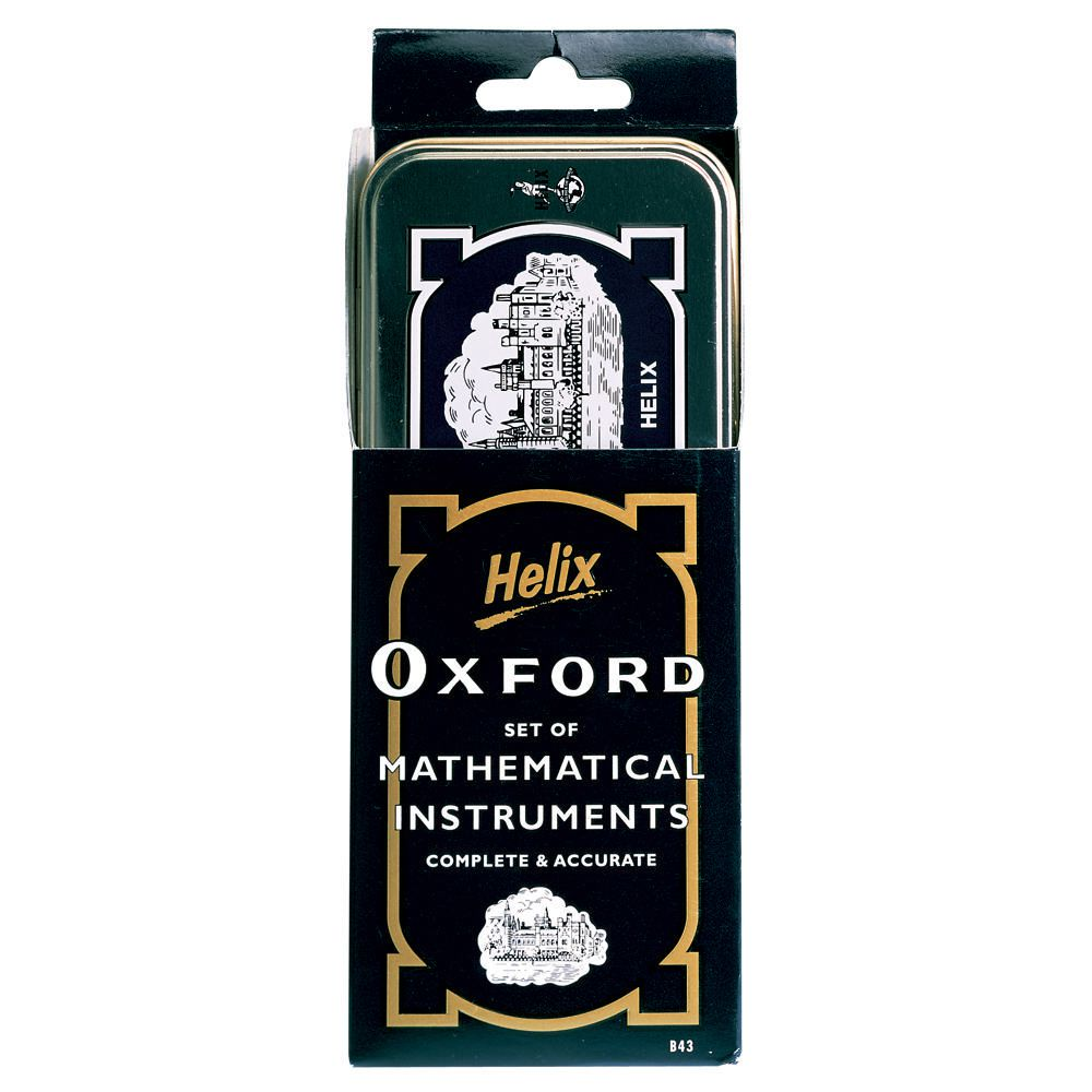 Helix Oxford Mathematical Set Geometric Set Text Book Centre