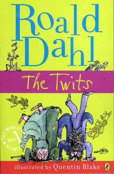 The Twits Text Book Centre