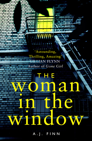 Image result for The Woman In The Window by A.J Finn